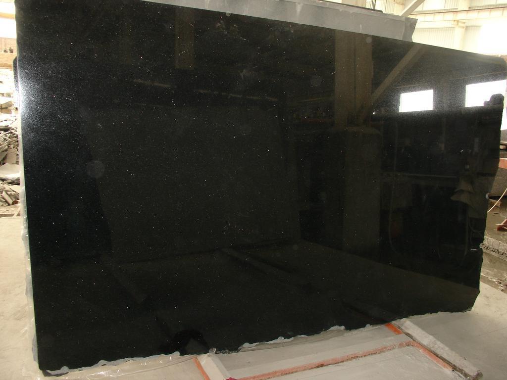 Absolute Black Granite Tile 12x12in 30x30cm 300x300mm Polished Slab Sale