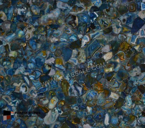 Botswana-blue-agate