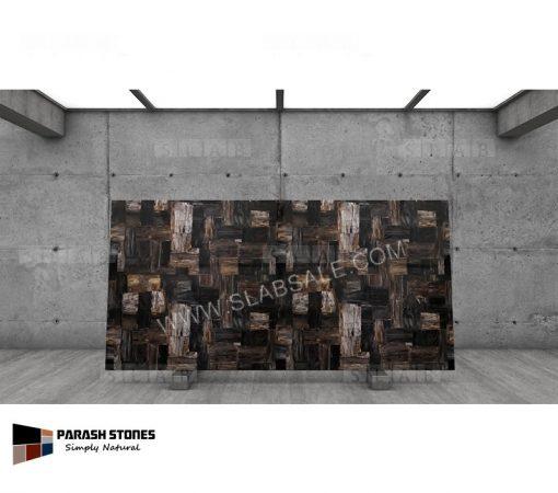 black-petrified-wood-stone-retro-10X5